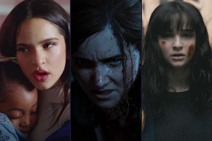 Los mejores videos Rosalía, The Last of Us, Dark y más