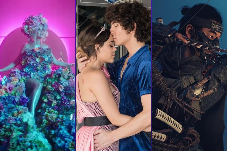 Los mejores videos Katy Perry, Élite, Ghost of Tsushima y más