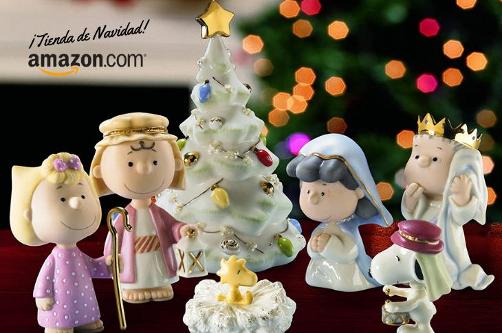 Tienda de Navidad en Amazon México: mejores artículos navideños