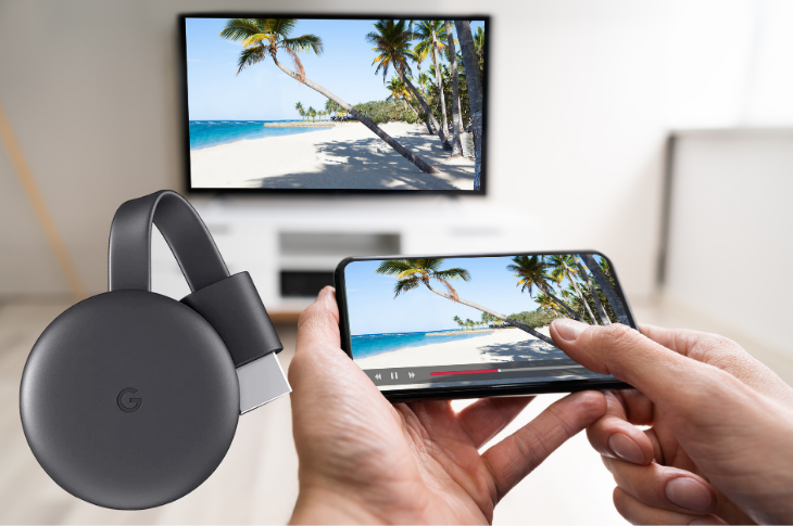 Cómo configurar Chromecast en tu TV con tu smartphone o tableta