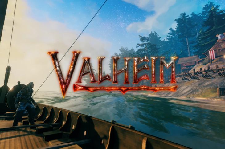 Valheim llegó a Steam Early Access