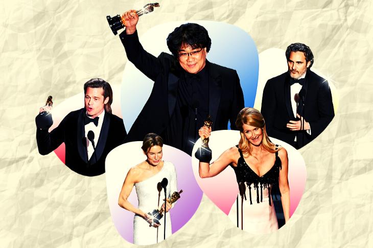 Ganadores de los Oscar 2020 Parasites tuvo una gala histórica