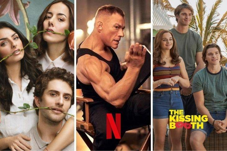 Estrenos Netflix en verano 2021