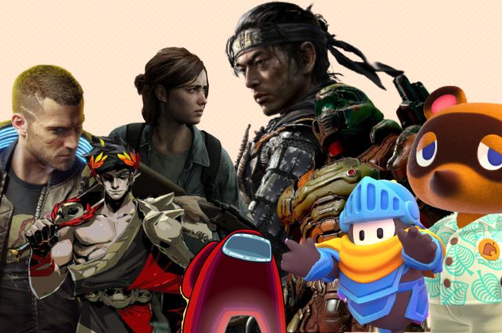 Top 15 Mejores Videojuegos de 2020 que rompieron Internet