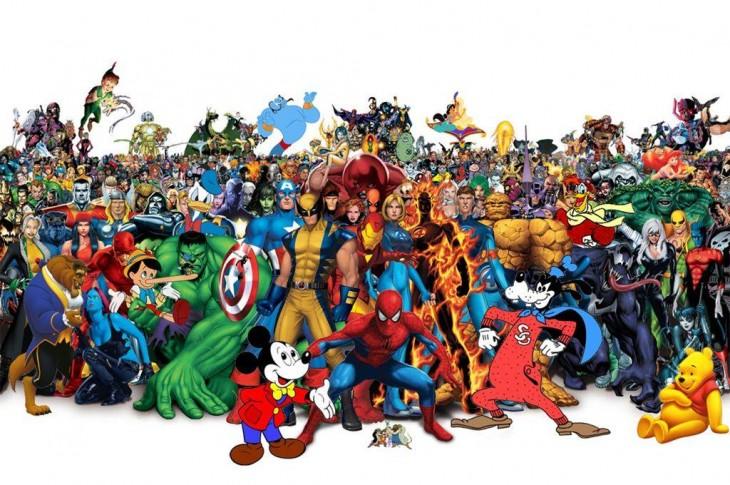 Lista De Peliculas De Disney Y Marvel Hasta 2019