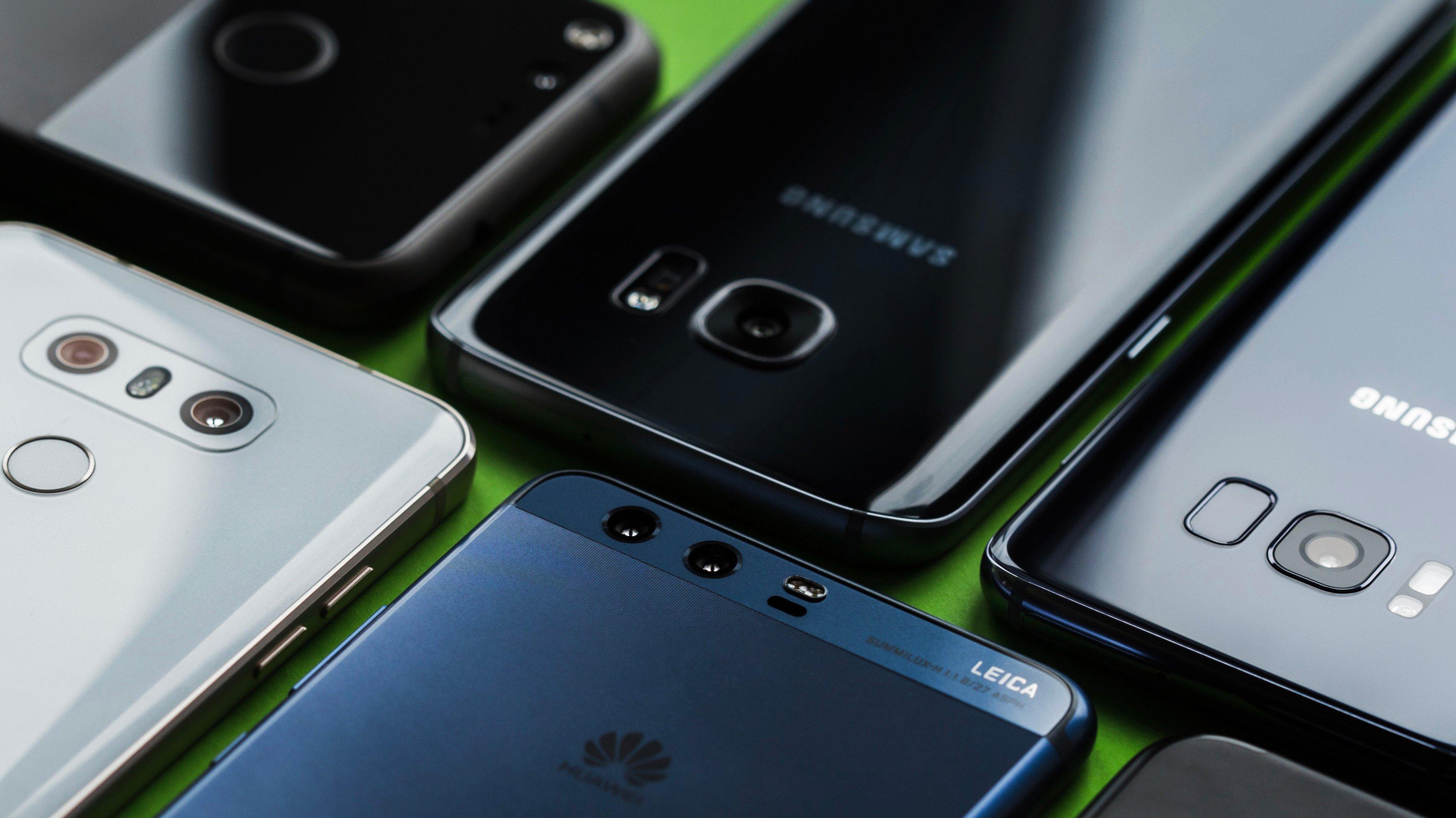 Mercado smartphones México