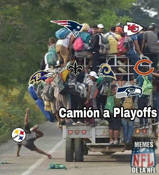 Memes de la NFL, semana 16