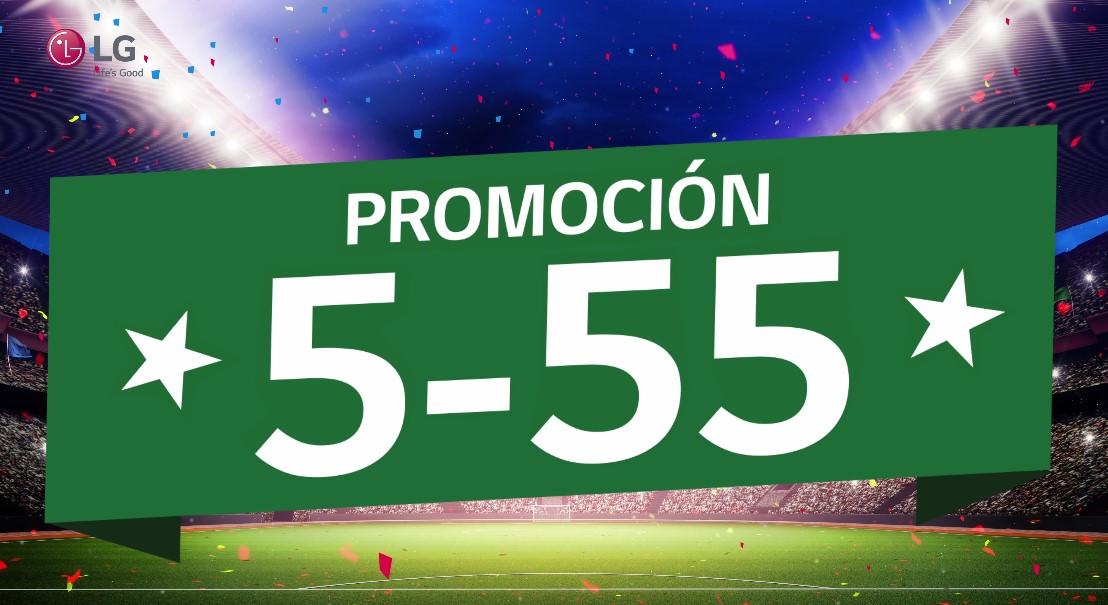 Promoción 5-55
