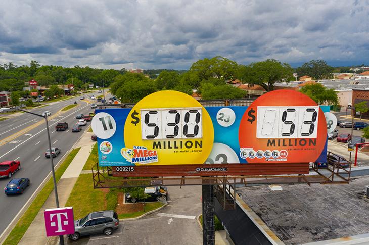 Los 10 mejores premios de lotería de la década