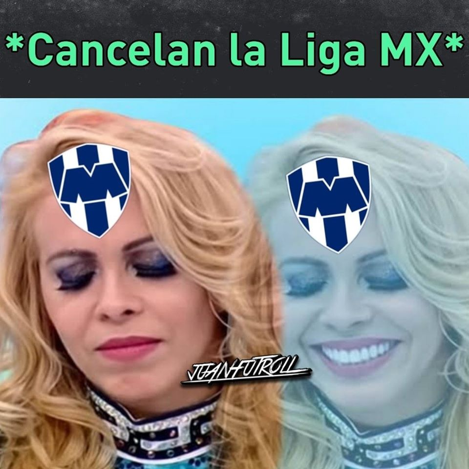 Cancelan la Liga MX