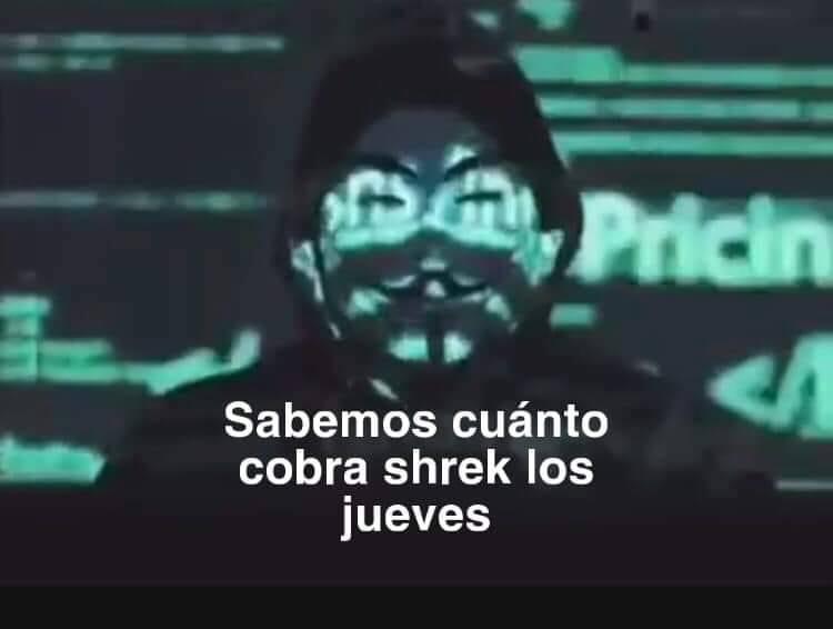 Anonymous regresa