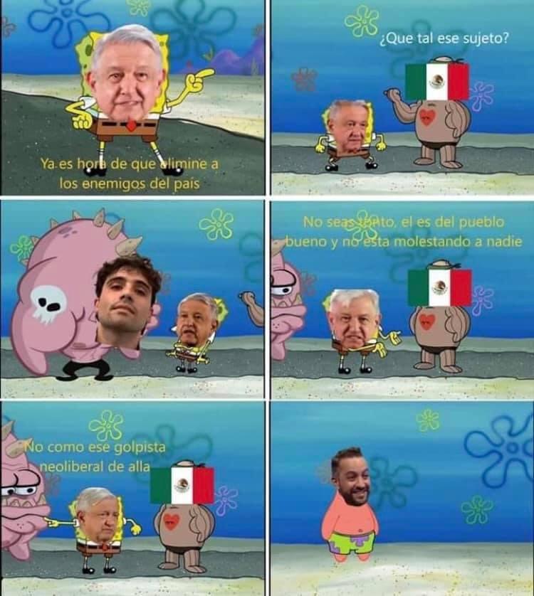 Memes de Chumel Torres