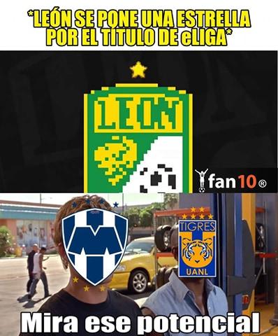 Memes de la final de eLiga MX