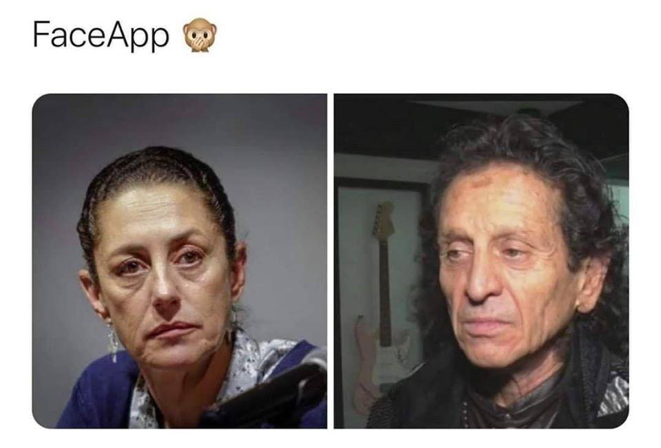 Memes de Face App