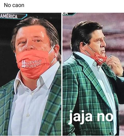 Memes de la Copa GNP por México