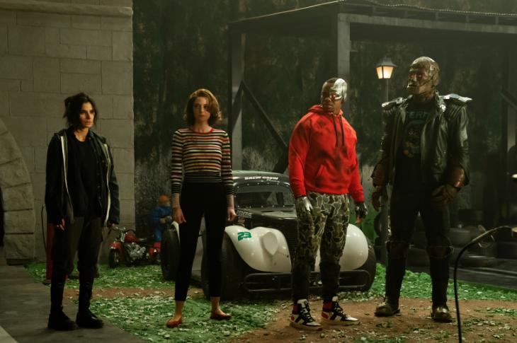 Doom Patrol: Galería interactiva de personajes tercera temporada