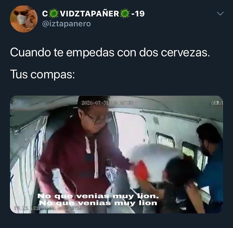 Los mejores memes del ladrón de la combi