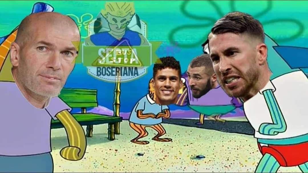 Memes de la Champions League