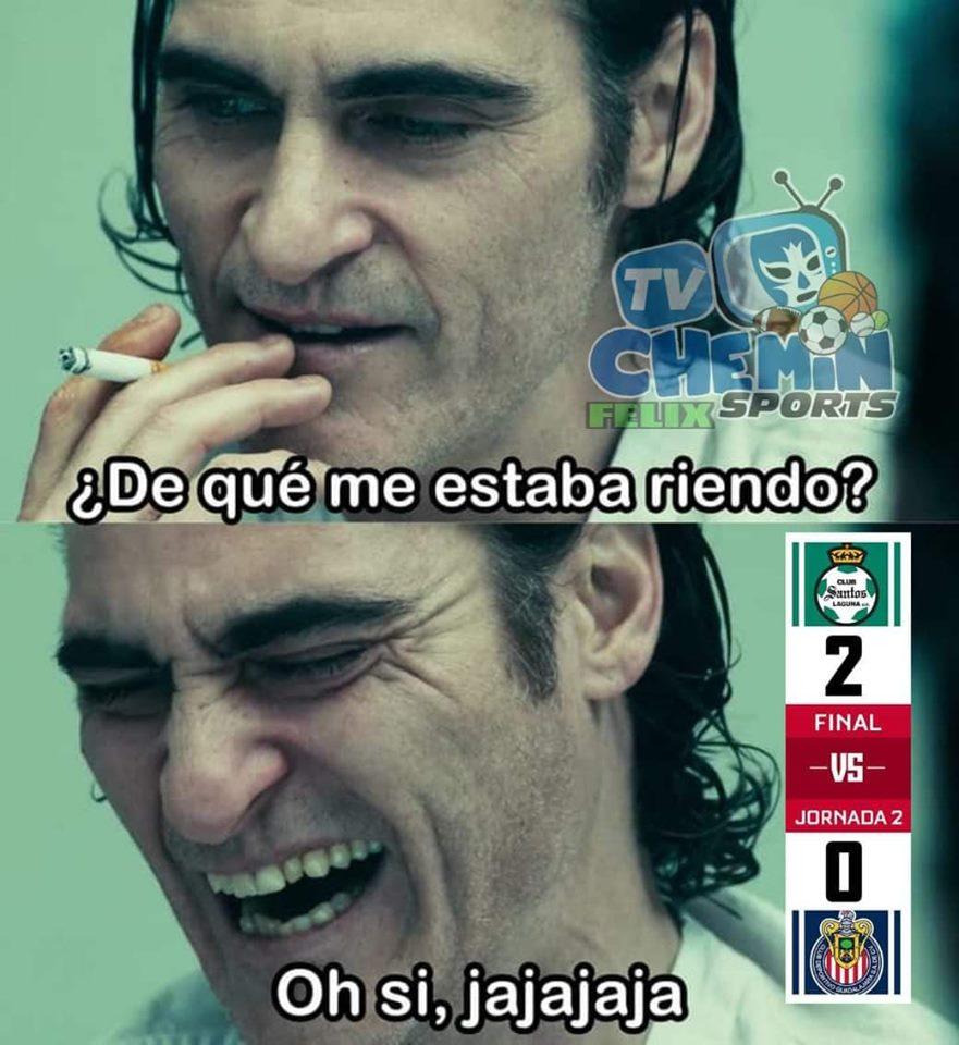Memes Liga MX, Jornada 2
