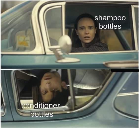 Memes de Umbrella Academy