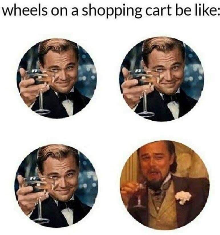 Reacción Leonardo DiCaprio