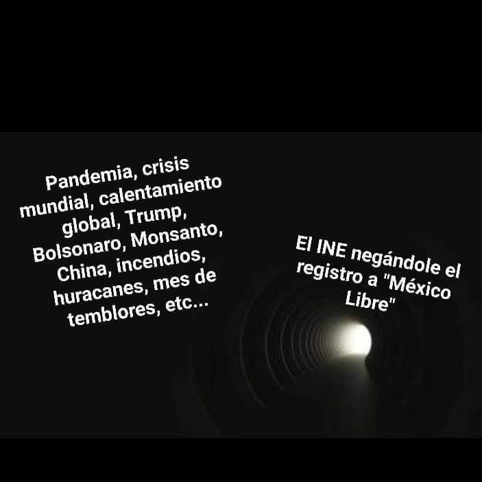 INE batea a México Libre y Calderón