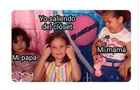 Memes de las niñas de la fiesta