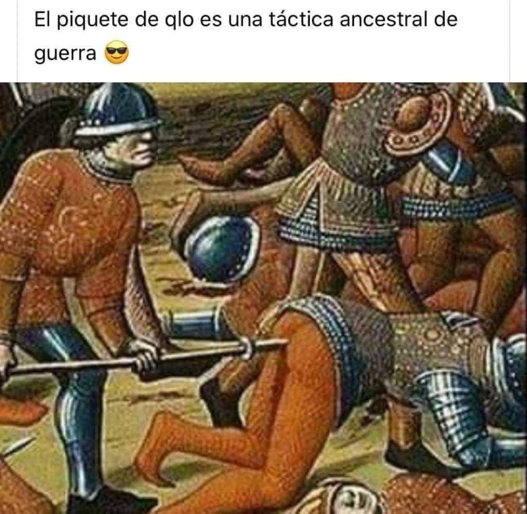 Memes de la pelea con el dedo