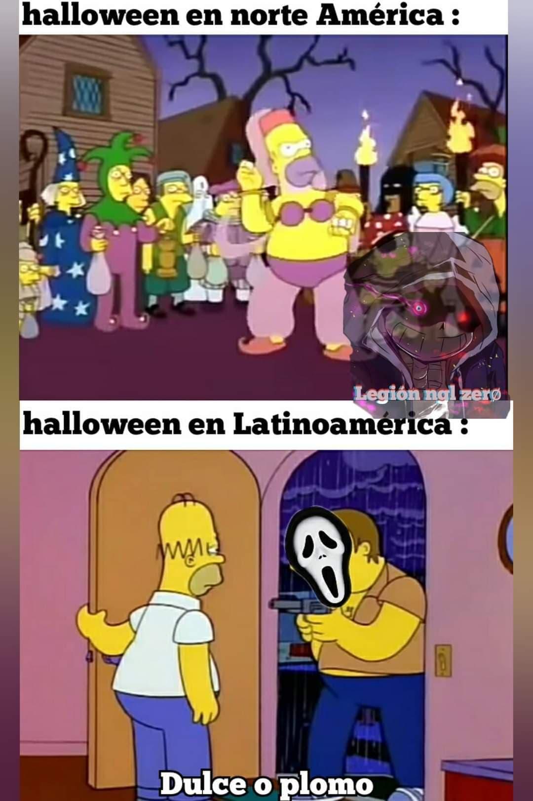 Memes del Día de muertos