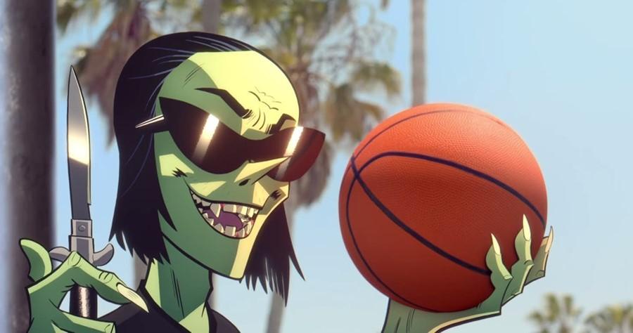 Ace, nuevo integrante de Gorillaz