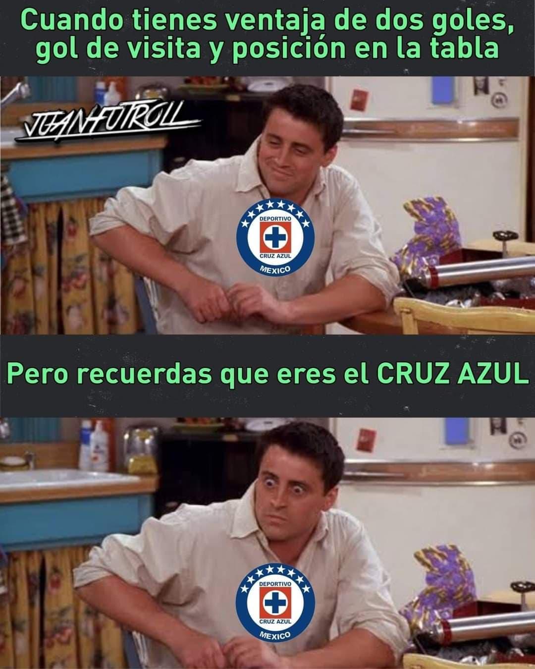 Memes de los Cuartos de final de ida en la Liga MX