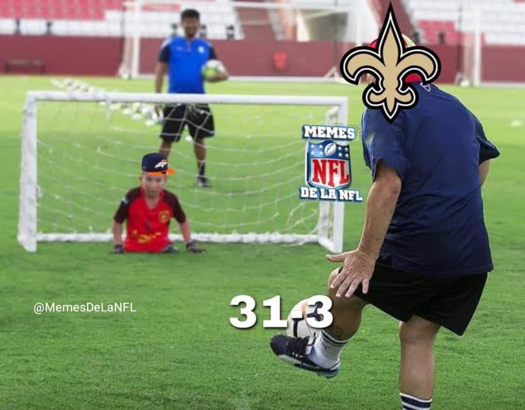Memes de la NFL, Semana 12
