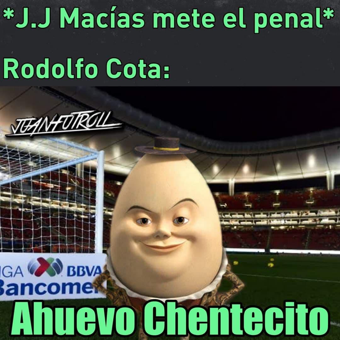 Memes de las semifinales de ida en la Liga MX