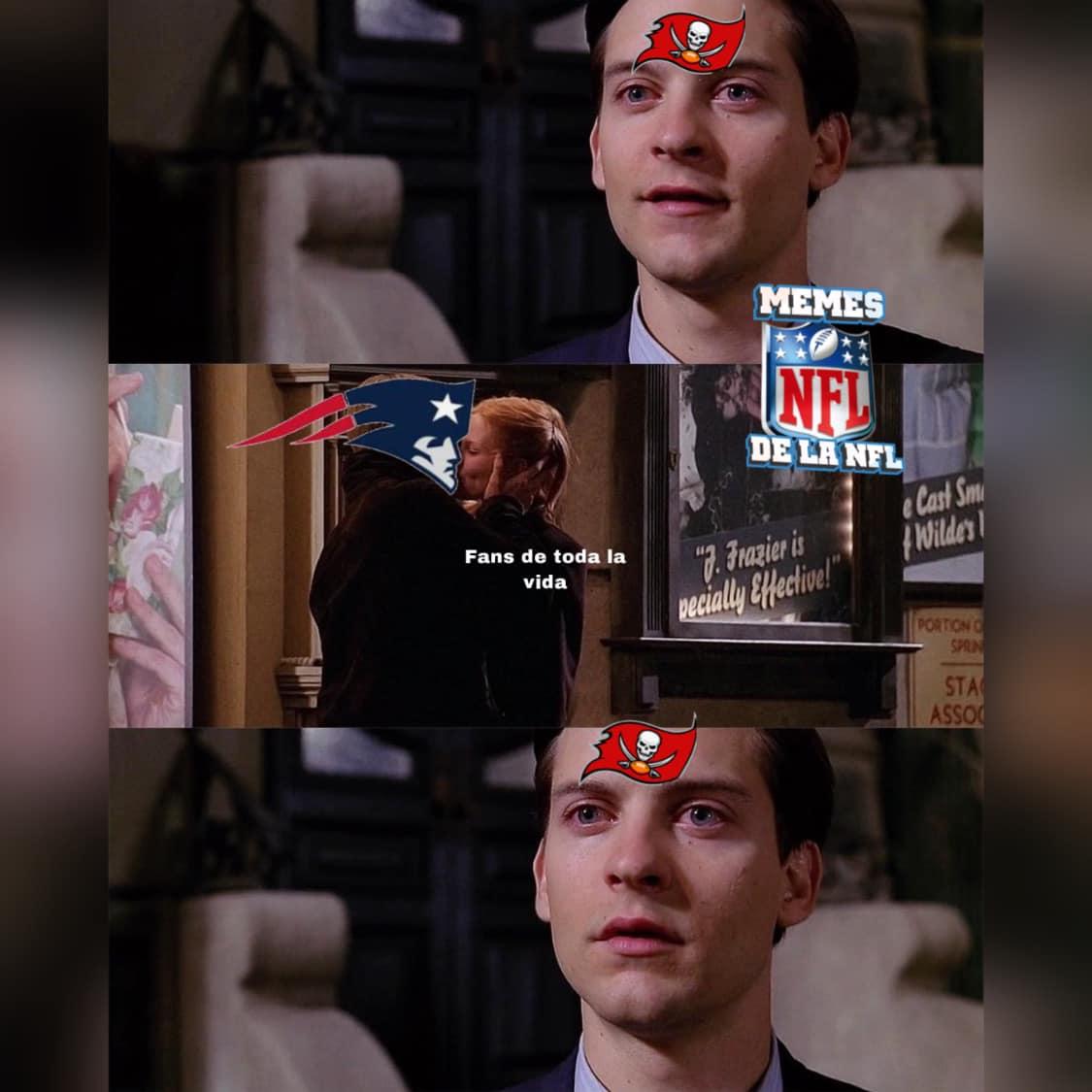 Memes de la NFL, Semana 13