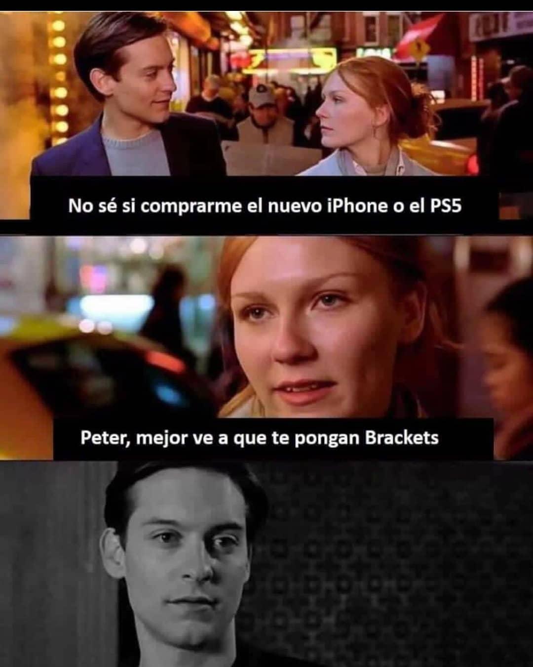 Memes de Peter y Mary Jane