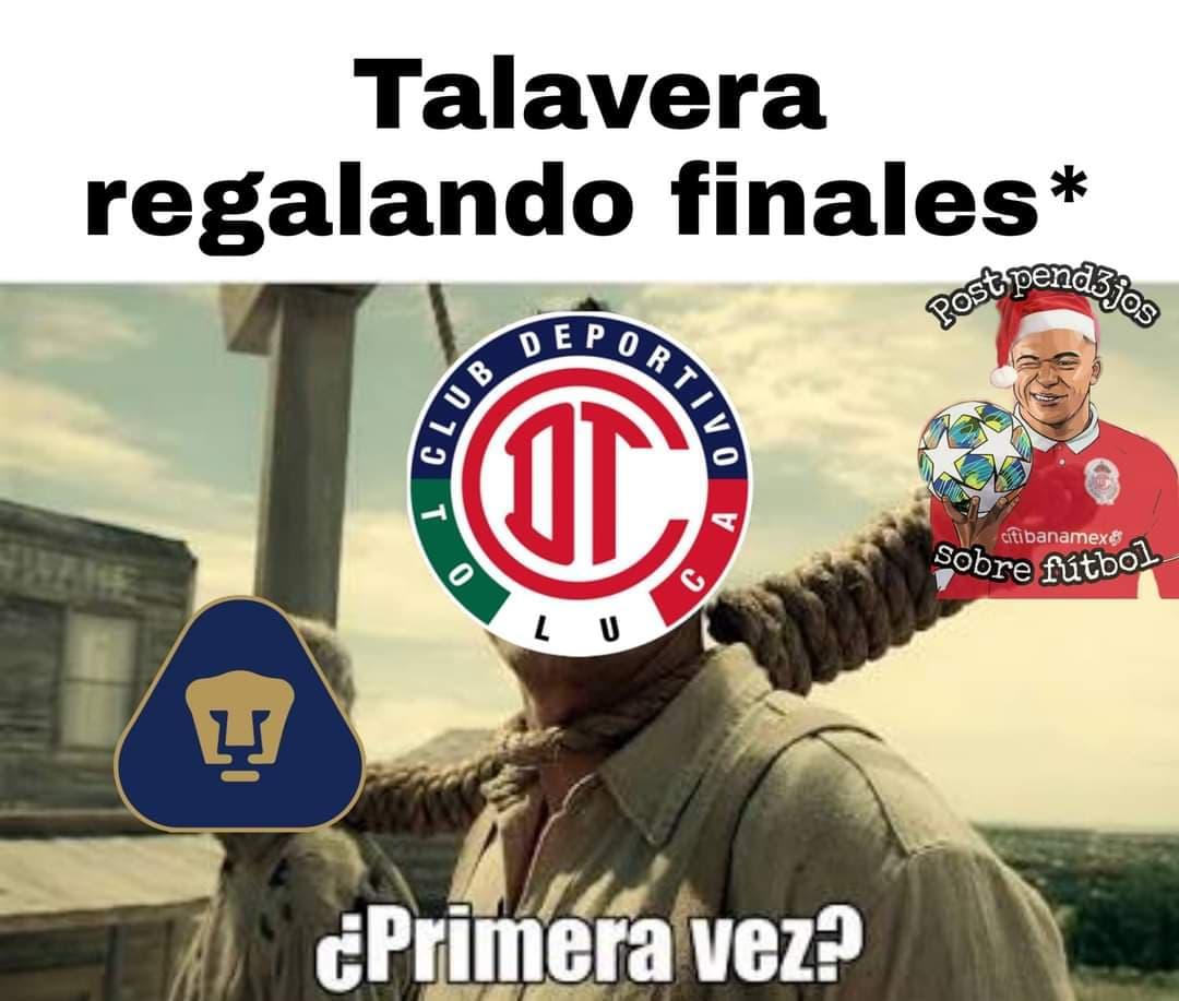 Memes de la Final de Liga MX, partido de vuelta