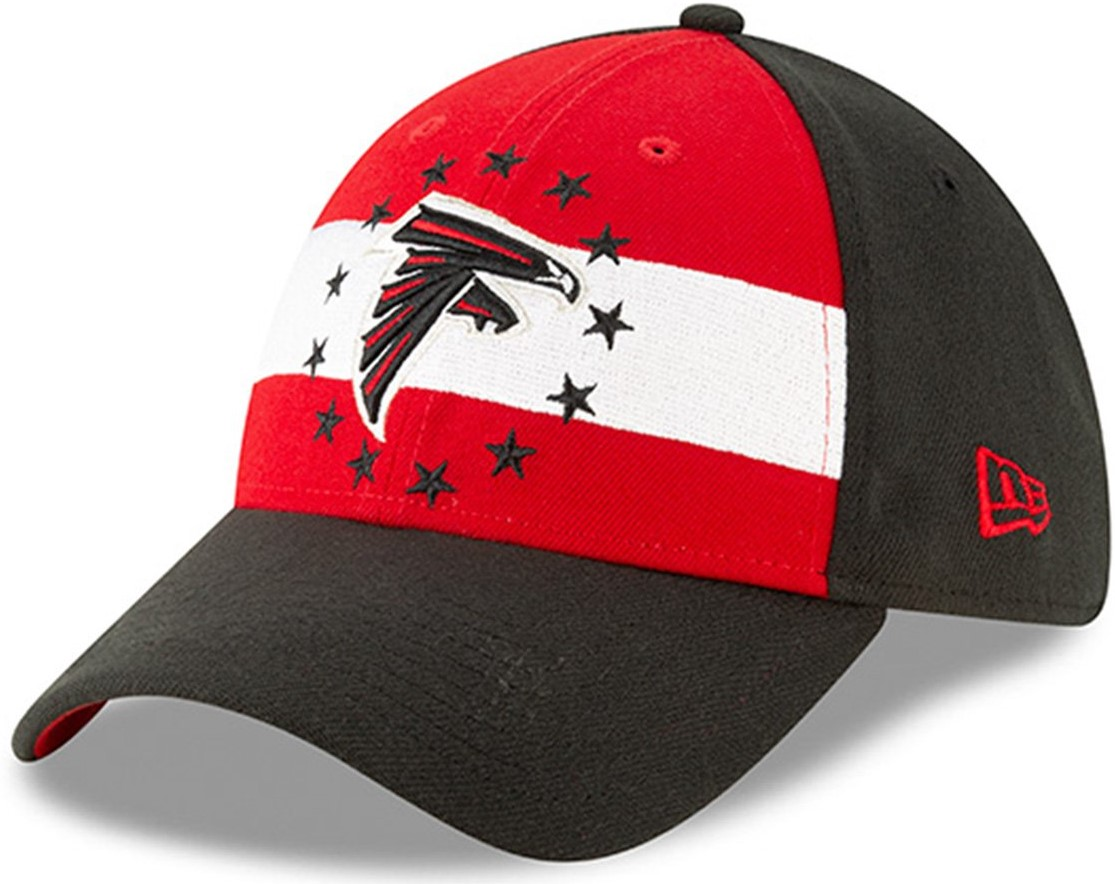 Gorra New Era 3930 NFL Atlanta Falcons Draft19