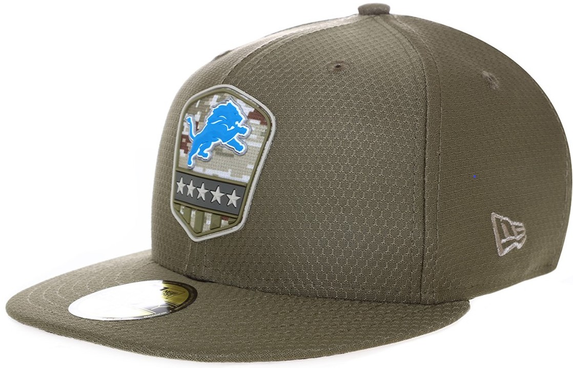 Gorra New Era 5950 NFL Detroit Lionsv