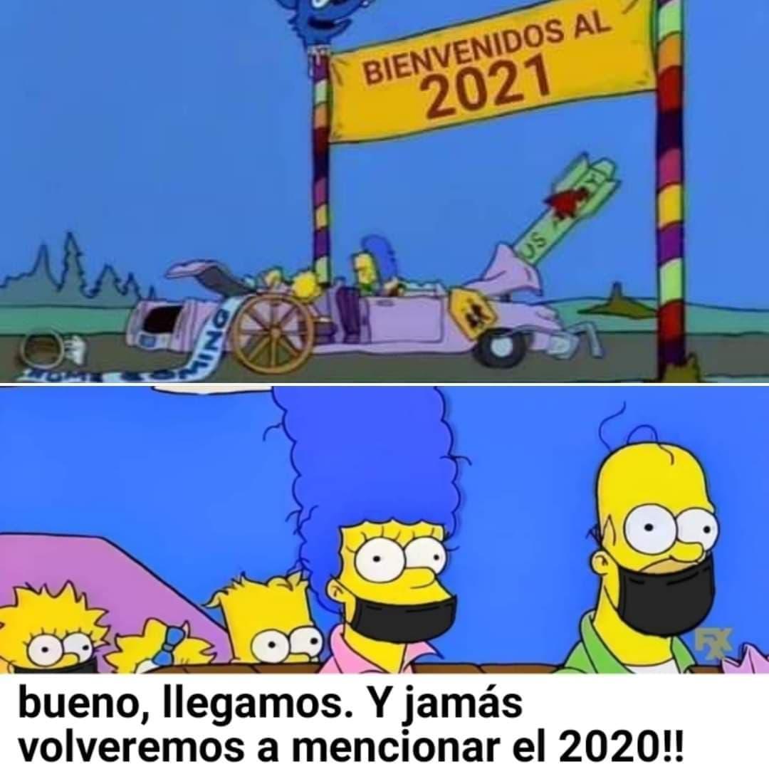 Memes de Año Nuevo