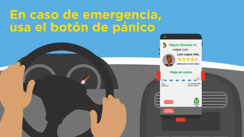 Mi Taxi App