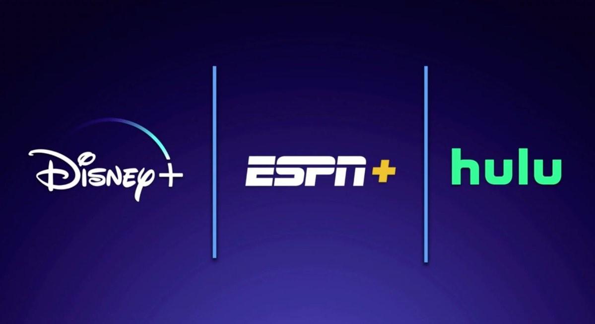 Disney+ lanzará paquete con ESPN+ y Hulu en lanzamiento