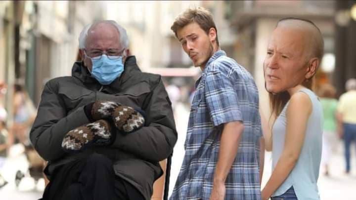Memes de Bernie Sanders