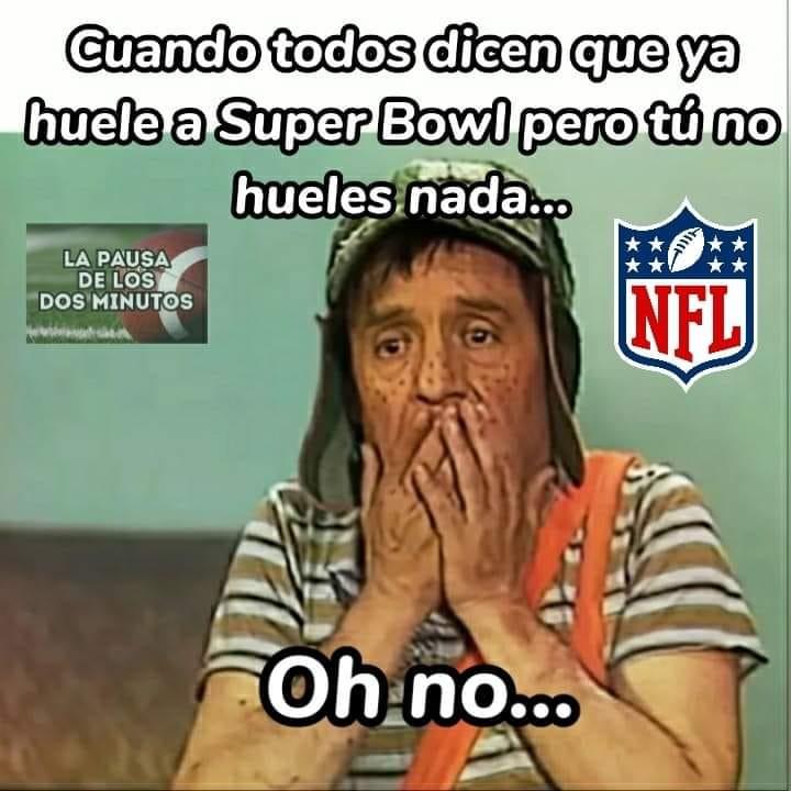 Memes del Super Bowl LV