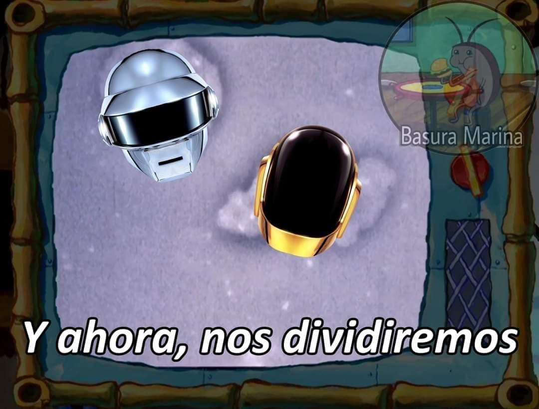 Memes de Daft Punk