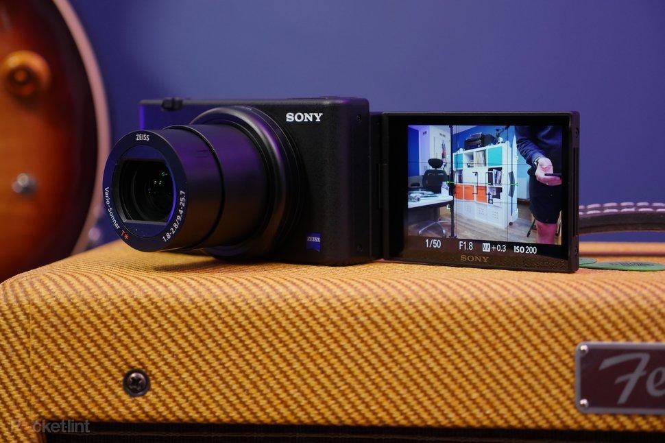 Sony ZV-1: la cámara ideal para vloggers