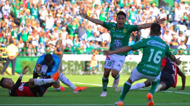 León, el equipo de la Jornada 16 en la Liga MX