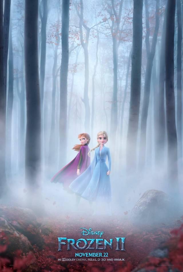 Frozen 2 en las mejores presentaciones de D23 2019