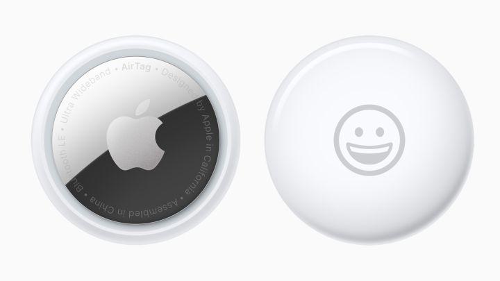 Compatibilidad del AirTag de Apple.