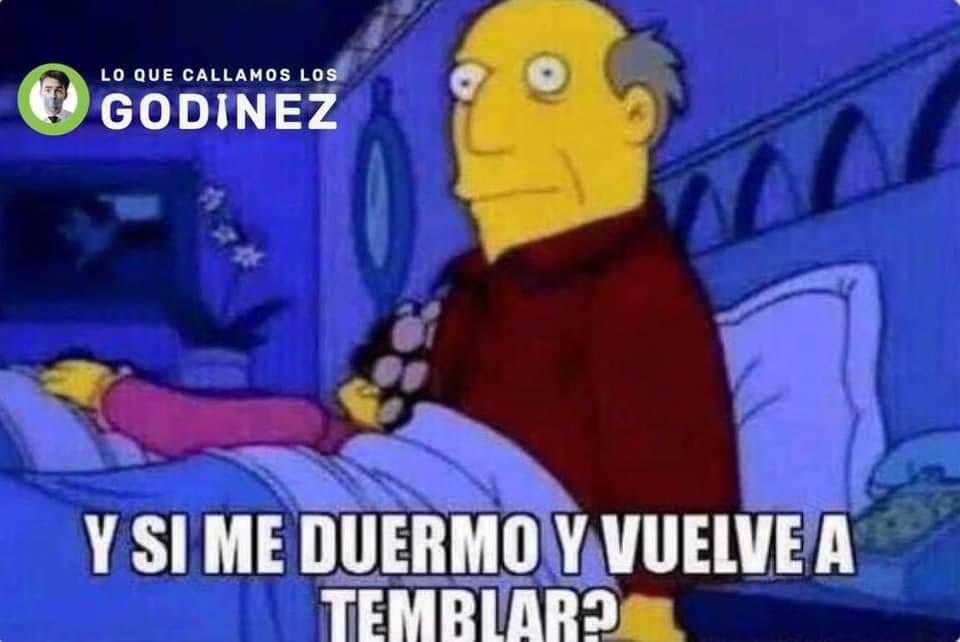 Memes del sismo en CDMX