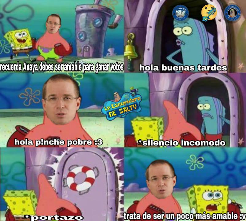Memes de Ricardo Anaya, segunda parte
